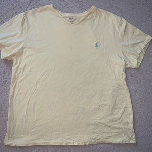 Yellow Polo T-Shirt